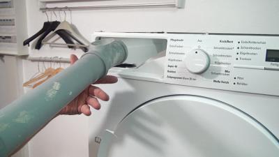 Wärmepumpentrockner reinigen light (Siemens)