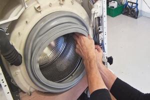 Bauknecht Waschmaschine - Türdichtung wechseln