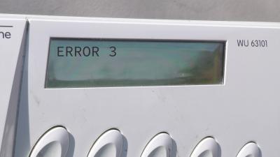 Waschmaschine überfüllt - Gorenje Error 3