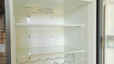 Kühlschrank LED-Streifen blinkt oder bleibt dunkel - Leuchtmittel tauschen (Haier)