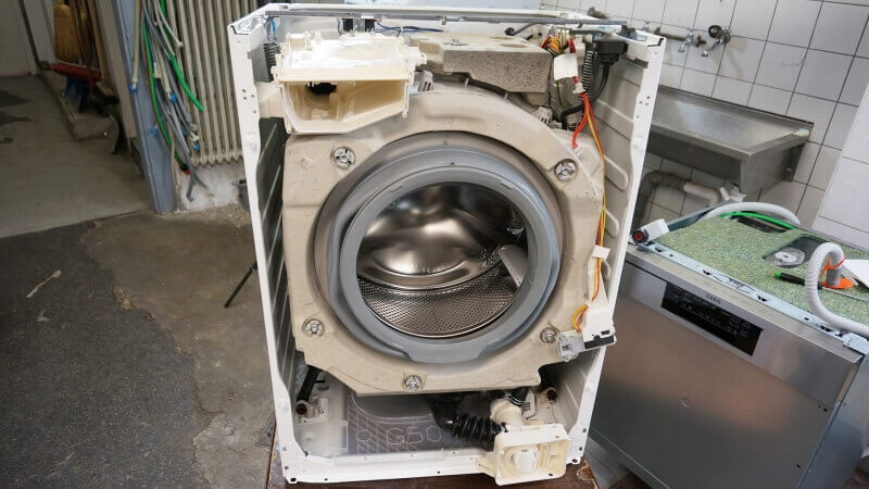 Reparaturanleitungen für wäschetrockner