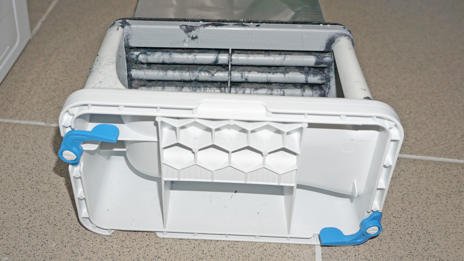 Siemens Kondenstrockner: Fehlermeldung 'Behälter leeren'