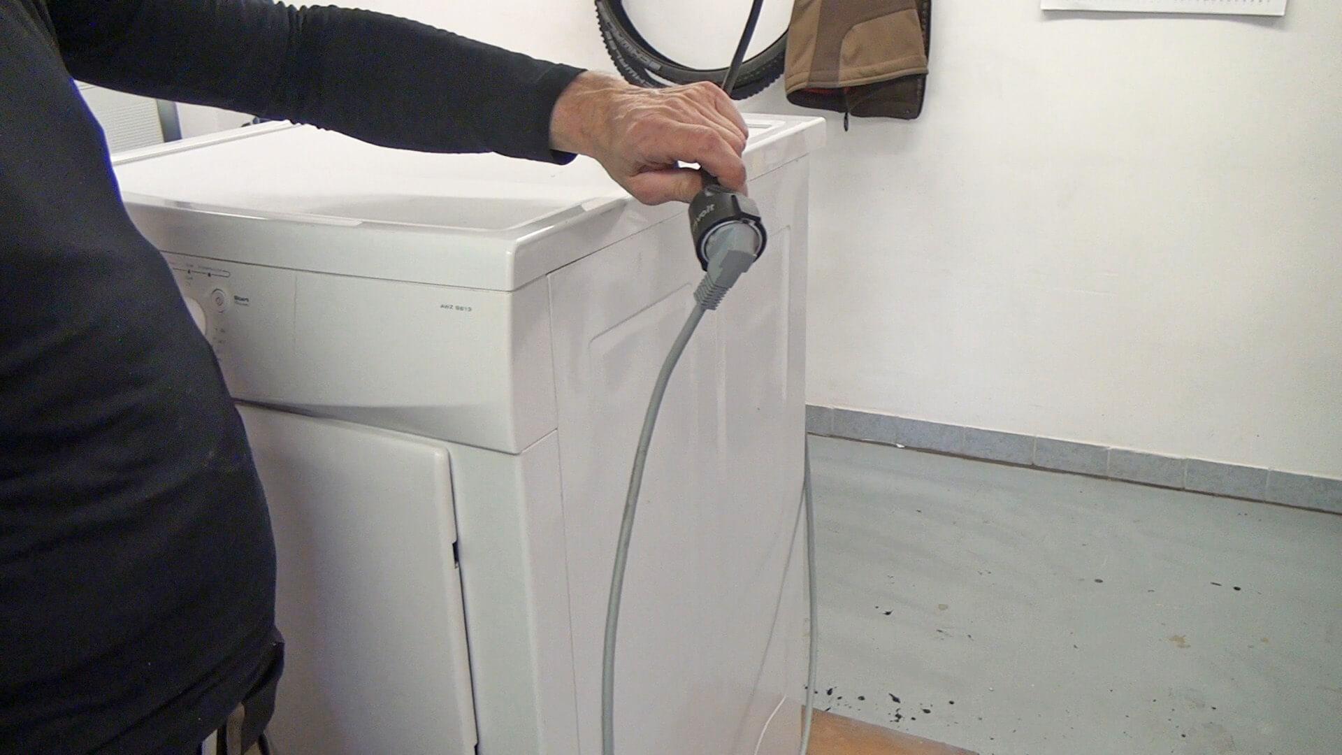 Reparaturanleitung: whirlpool trockner thermostate der heizung
