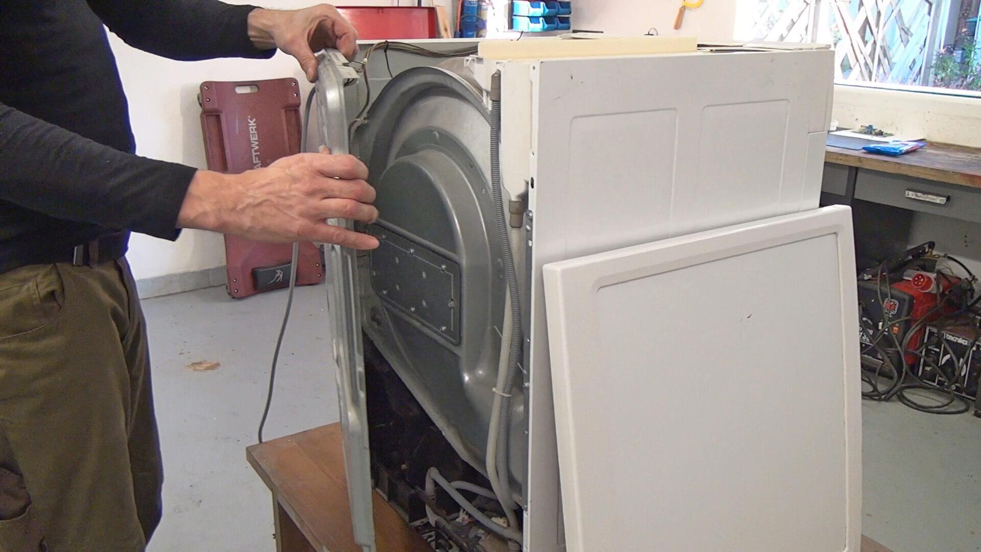 Reparaturanleitung whirlpool trockner thermostate der heizung