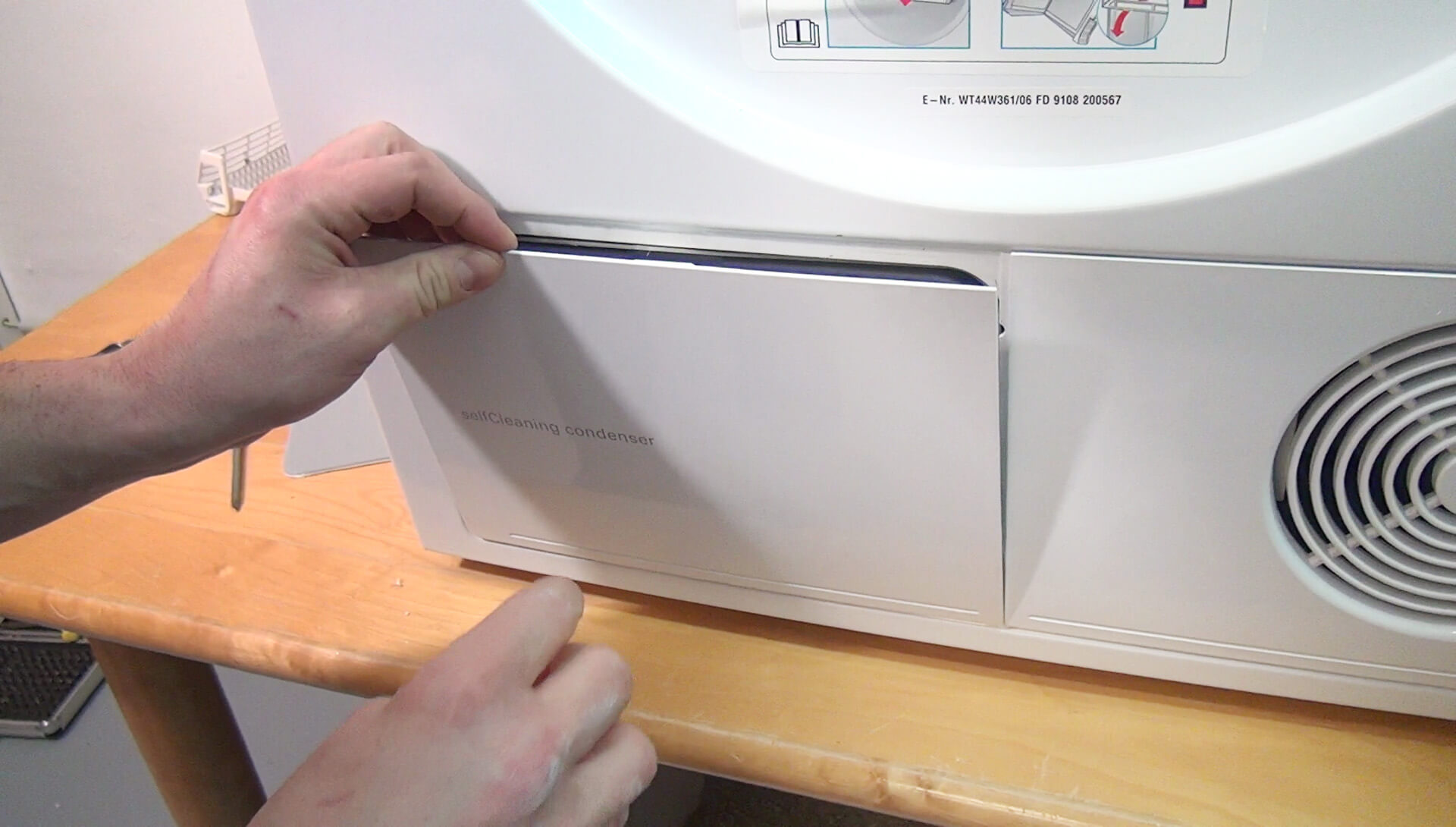 Siemens wt w ch stecker iq wärmepumpentrockner trockner